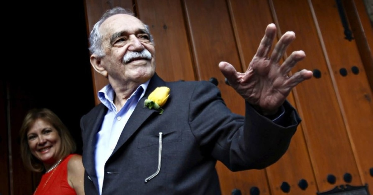 Gabriel Garcia Marquez. (FILE Photo)