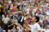 Djokovic downs world no.1 Nadal in second longest semifinal at Wimbledon