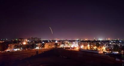 Israelischer Angriff auf Flughafen Damaskus