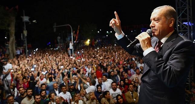 أردوغان: سأتخذ قراراً هاماً الأربعاء وسأوافق على إعادة الإعدام إن أقره البرلمان