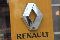 The French government on Thursday launched the sale of a 4.73 percent stake in automaker Renault, a state agency handling public assets said.