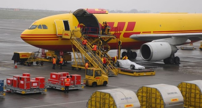 German logistics giant DHL eyes e-commerce expansion with operations in Turkey
