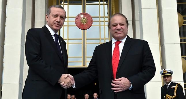 أردوغان يبدأ غداً زيارة إلى باكستان وأوزبكستان