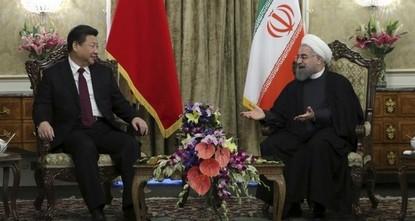 pVor dem Hintergrund der Spannungen um das Emirat Katar haben China und Iran im Persischen Golf eine gemeinsame Militärübung begonnen. Ein iranischer und zwei chinesische Zerstörer würden an der...