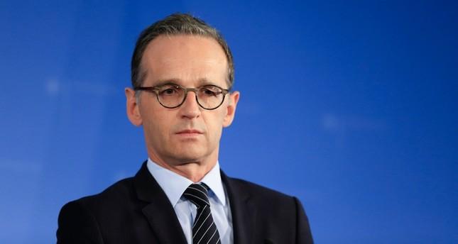 وزير الخارجية الألماني هايكو ماس (الأناضول)