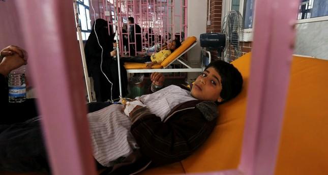 الصحة العالمية: ارتفاع إجمالي وفيات الكوليرا باليمن إلى 1977 حالة