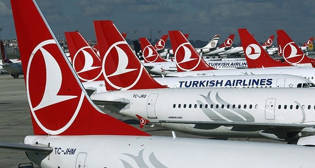 Turkish Airlines passengers increase by 4.4 pct