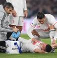 يوفنتوس الإيطالي يعلن إصابة لاعبه التركي ميريح ديميرال