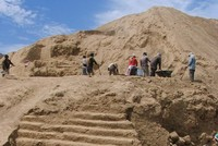 Chambers discovered in Peru shed light on political ceremonies in ancient society
