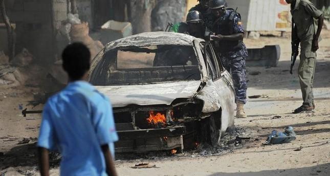 الصومال.. مقتل 5 أشخاص بينهم مصور صحفي في هجوم انتحاري مزدوج
