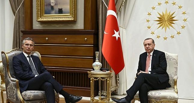 الناتو: ملتزمون بالوقوف الى جانب تركيا ضد التهديدات القادمة من سوريا