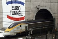 Train traffic between London and Paris has halted after a person was crushed to death by a Eurostar train in northern France in what officials say was an apparent suicide.  Eurostar spokesman Rob...