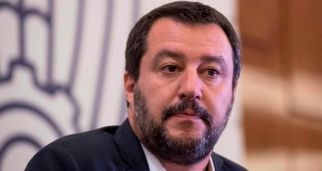 Italy's Salvini slams European sanctions on Russia
