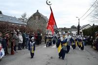 Turkish festival celebrated in Belgium village