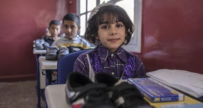 بلدية تركية ترمّم أقدم مدارس جرابلس وتجهزها لاستقبال ألف طالب