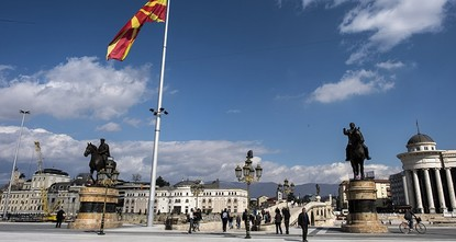 pMacedonia's president appealed Tuesday to international leaders to condemn demands by minority ethnic Albanians for enhanced constitutional rights that he says threaten his country's...