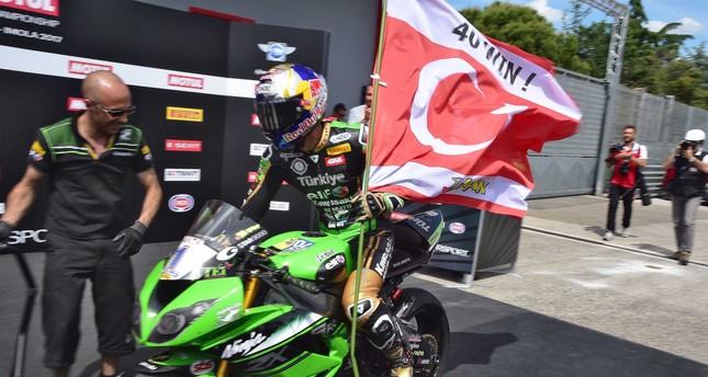 التركي صوفو أوغلو على بعد نقطة من صدارة بطولة العالم للدراجات النارية