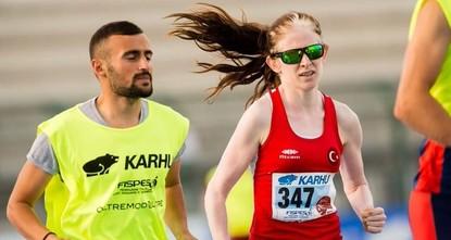 التركيةسفدا قلينتش تحرز ذهبية400متر ببطولة ألعاب القوى لذوي الاحتياجات الخاصة