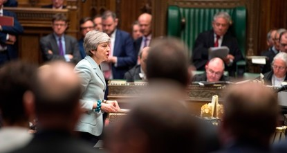 UK lawmakers vote to seize control of Brexit for a day
