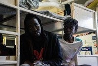 No EU country offers refuge as migrants stranded off Malta dehydrated, not eating