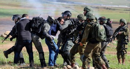 Israel obstructs journalists from covering protests in occupied Palestinian territories
