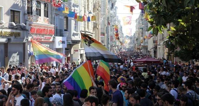 تركيا تحظر مظاهرة للمثليين في اسطنبول لأسباب أمنية