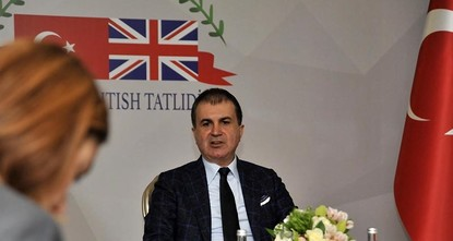 pEU Minister Ömer Çelik criticized a recent report by the lower house of the British Parliament's Foreign Affairs Committee for failing to include the Turkish view regarding the topics covered in...