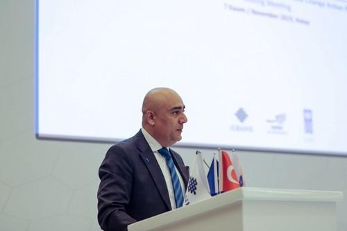UNDP deputy resident rep Sukhrob Khojimatov. (Photo courtesy of UNDP)