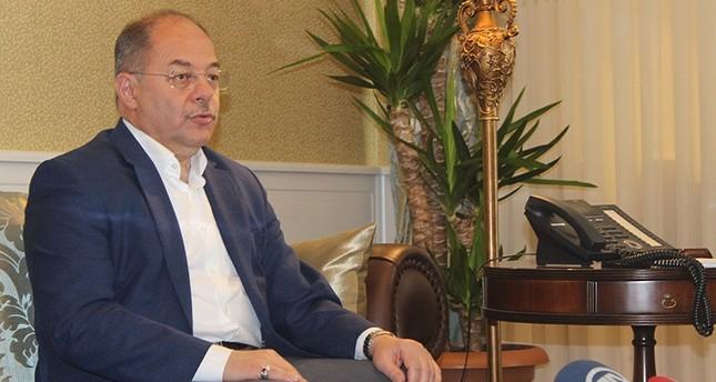 Health Minister Recep Akdağ (IHA Photo)