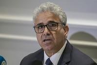 فتحي بشاغة وزير خارجية ليبيا