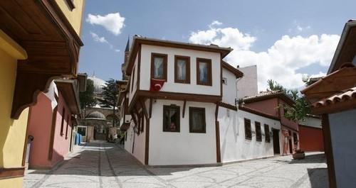 A view of Safranbolu.