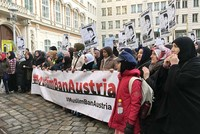 Planned government restrictions for full-face veils and headscarves drew some 2,000 protesters to the streets in central Vienna on Saturday, according to police.  The Muslim groups that organized...