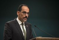 Int'l reactions to Turkey's Afrin operation generally positive, Pres Spox Kalın says