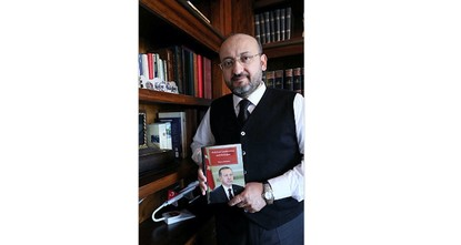 AK Party deputy aims to counter smear campaign against Erdoğan with new book