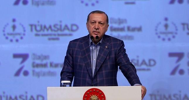 أردوغان يلمح إلى احتمال دخول بلاده في عملية برية في سنجار العراقية ضد بي كا كا