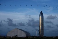 Space X expects missions in months with new rocket