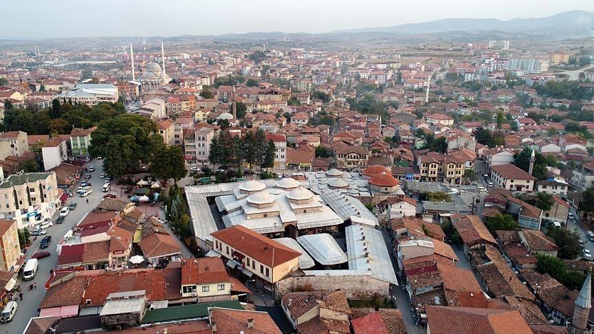 Undated file photo shows Samsun's Vezirku00f6pru00fc district (AA Photo)