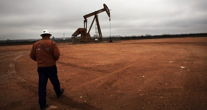 pSurging shale production is poised to push U.S. oil output to more than 10 million barrels per day - toppling a record set in 1970 and crossing a threshold few could have imagined even a decade...