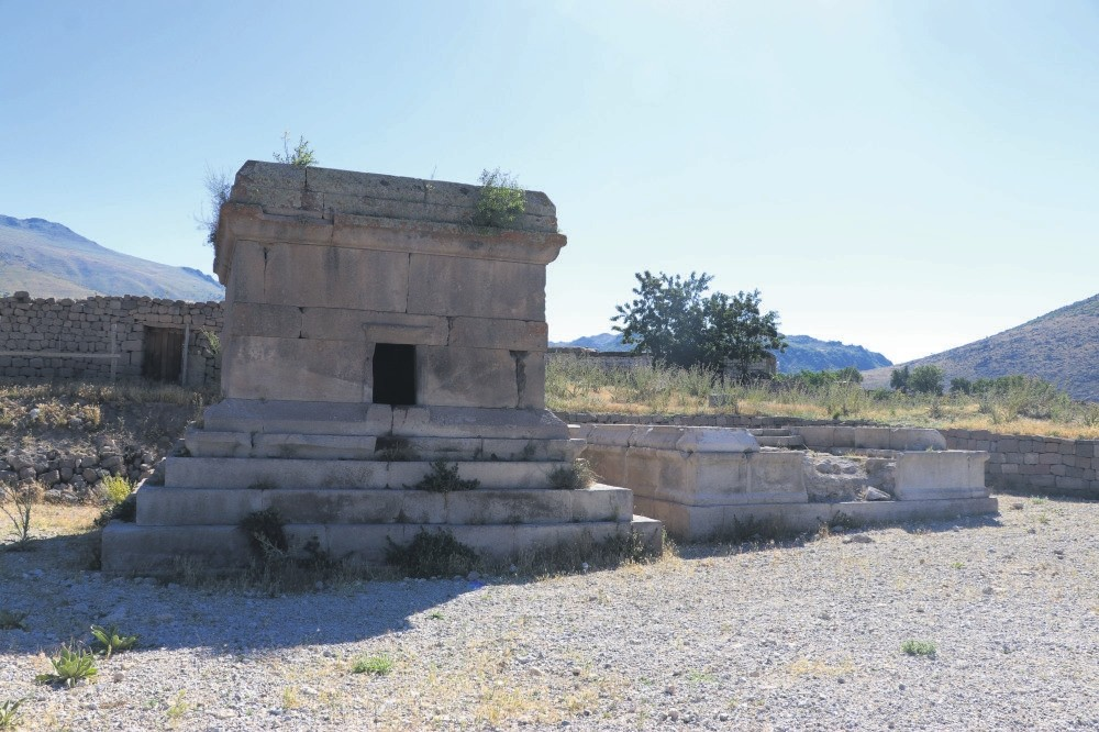 The churches, monasteries and tombs built between A.D. fourth and ninth centuries are offering a rich cultural heritage for religious tourism.