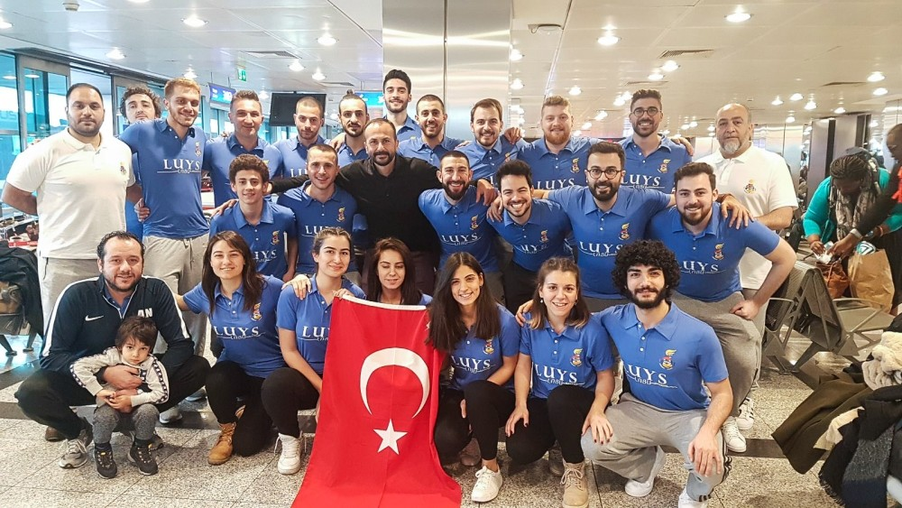 In this yearu2019s Euro-Armenian Games, teams selected from among Istanbulu2019s Armenian community won titles in five different categories.
