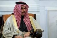 فيصل بن فرحان وزير الخارجية السعودي