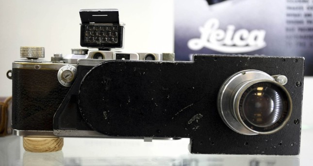 Museum offers peek into history of cameras