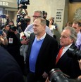 Weinstein formally charged with rape; bail set at $1M