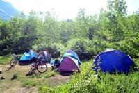 Nemrut Crater Lake: New destination for campers