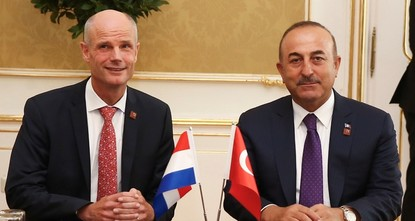 'Turkey, Netherlands to re-appoint envoys soon'