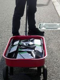 The handcart