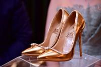 Самые дорогие туфли в мире выставили в Дубае