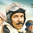 Inspiring aviation figure in film
