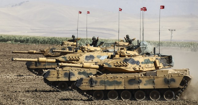 Turkey raises level of military drill on Iraqi border