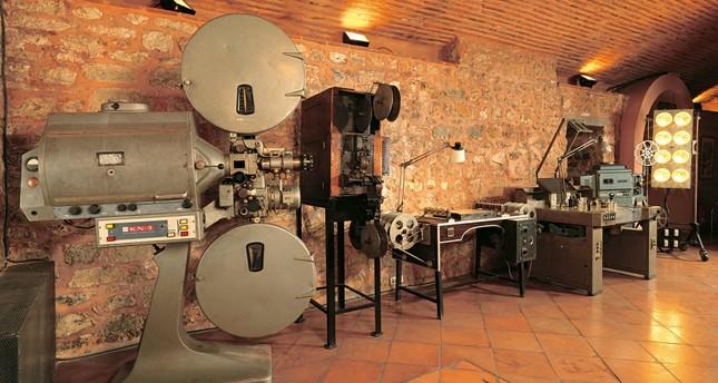 History of silver screen at Rahmi Koç Museum - Daily Sabah